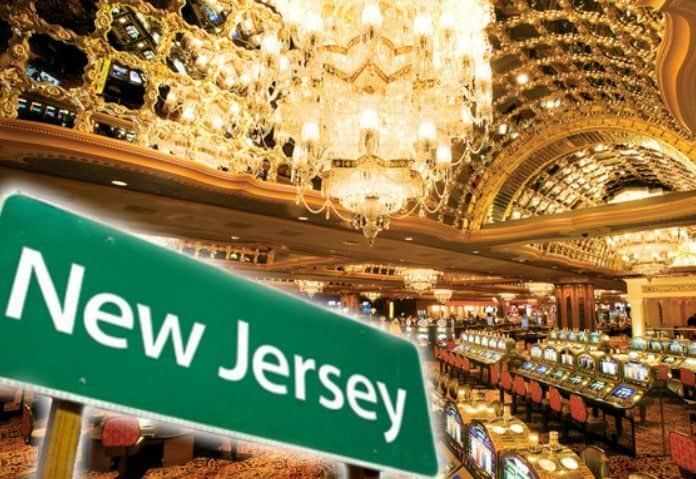 New Jersey Online Gambling Numbers Hit All-Time High in March