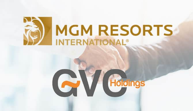 MGM and GVC to Partner on New Jersey Online Gambling